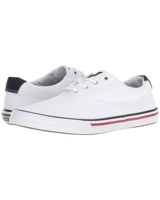 Sperry Top-Sider - White Striper Ii Cvo Nautical for Men - Lyst