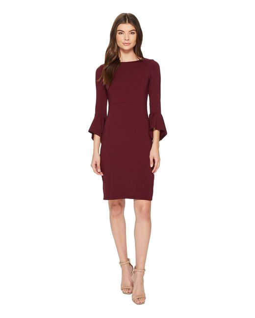 Susana Monaco - Red Riley Dress - Lyst