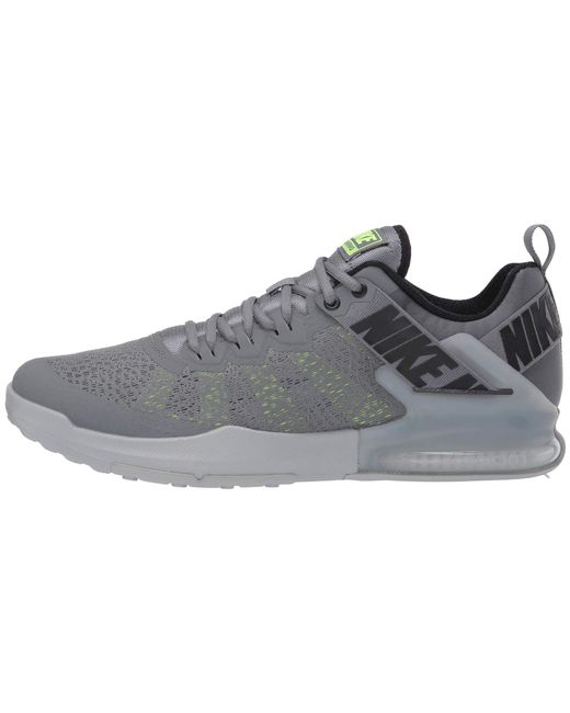 cheap for discount 7dc84 8fa1e ... Nike - Gray Zoom Domination Tr 2 Training Sneaker for Men - Lyst ...