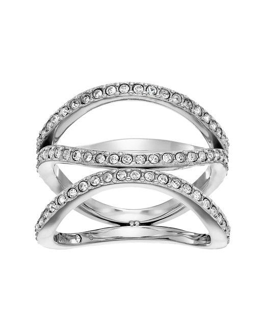 Michael Kors - Metallic Wonderlust Open Ring - Lyst