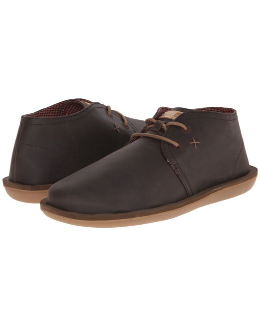 Sanuk - Brown Koda Select for Men - Lyst