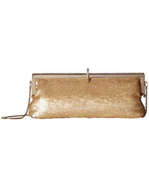 Badgley Mischka - Metallic Dazzle - Lyst