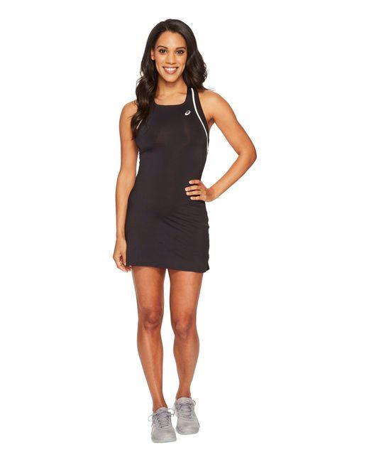 Asics - Black Speed Gel-cool Dress - Lyst