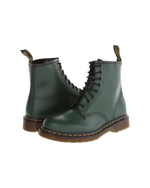 Dr. Martens | Green 1460 for Men | Lyst