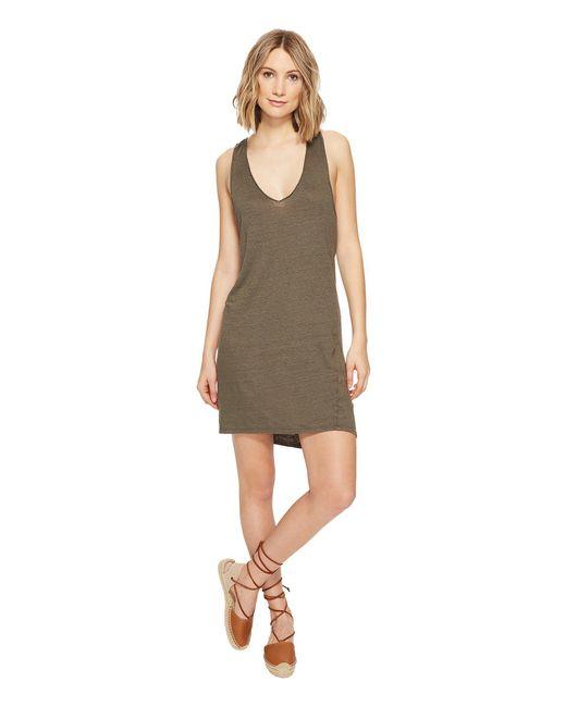 Project Social T - Multicolor Quiet Forest Dress - Lyst