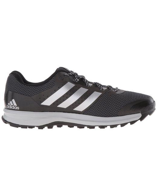 ... Adidas | Metallic Duramo 7 Trail for Men | Lyst ...