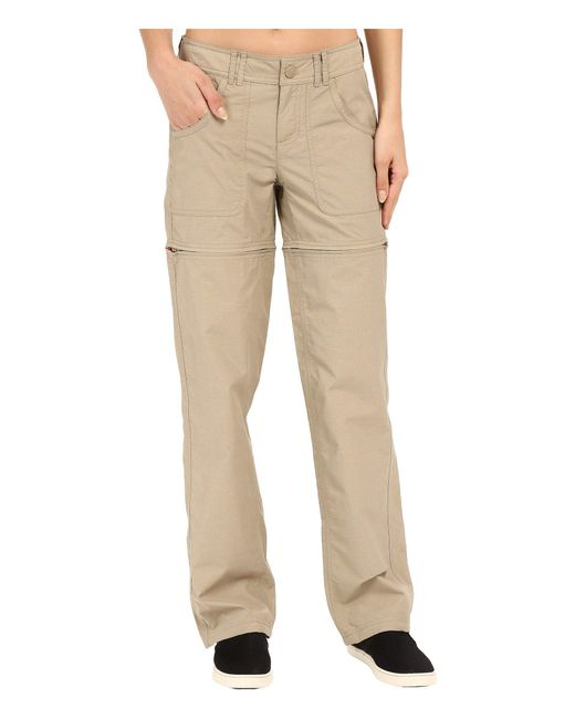 The North Face - Natural Horizon 2.0 Convertible Pants - Lyst