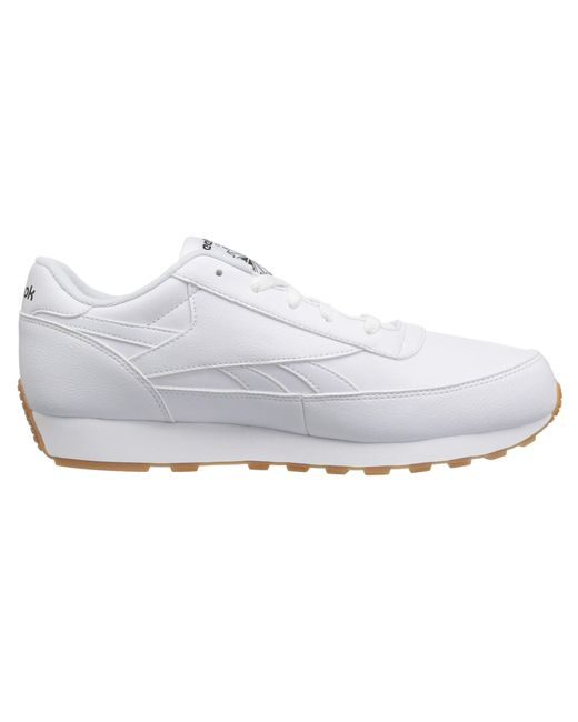 19f8340e64e ... Reebok - White Classic Renaissance for Men - Lyst ...