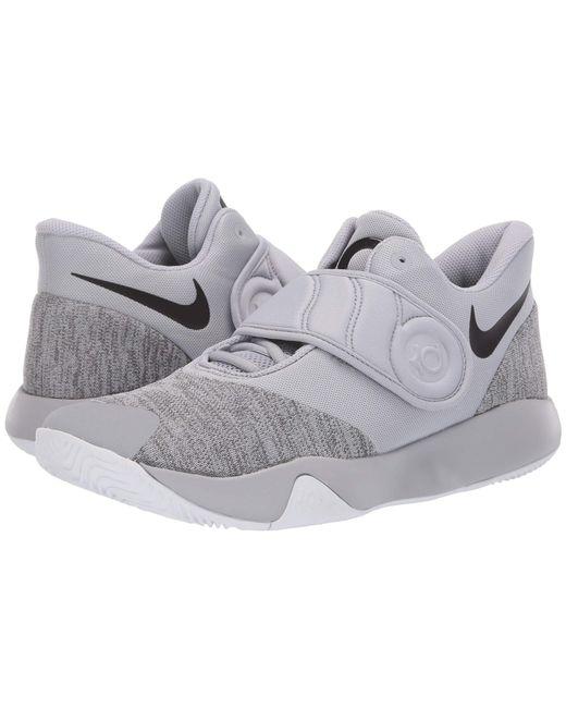 dd20884fc881 Lyst - Nike Kd Trey 5 Vi in Gray for Men - Save 7%