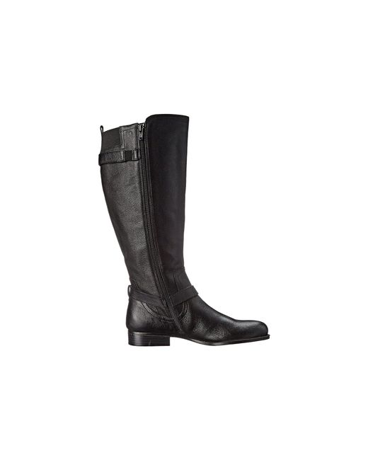 27390a3fb3e4 Lyst - Naturalizer Joan Wide Calf in Black - Save 69.29133858267717%