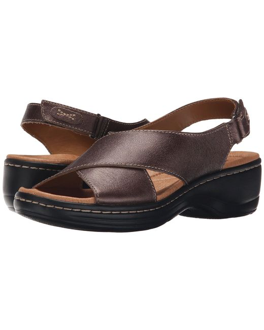 Clarks - Brown Hayla Heaven - Lyst