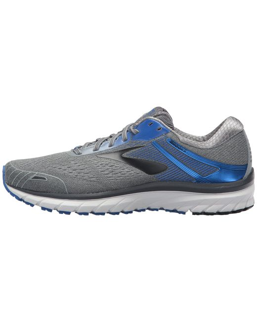 a54170066bb ... Brooks - Blue Men s Adrenaline Gts 18 Wide Width Running Sneakers From Finish  Line for Men ...