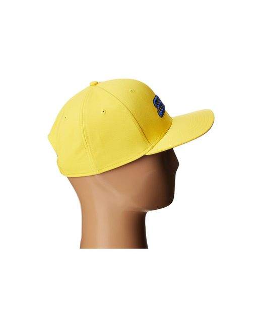 timeless design 70ec3 6d073 ... Under Armour - Yellow Ua Sc30 Core Cap for Men - Lyst ...