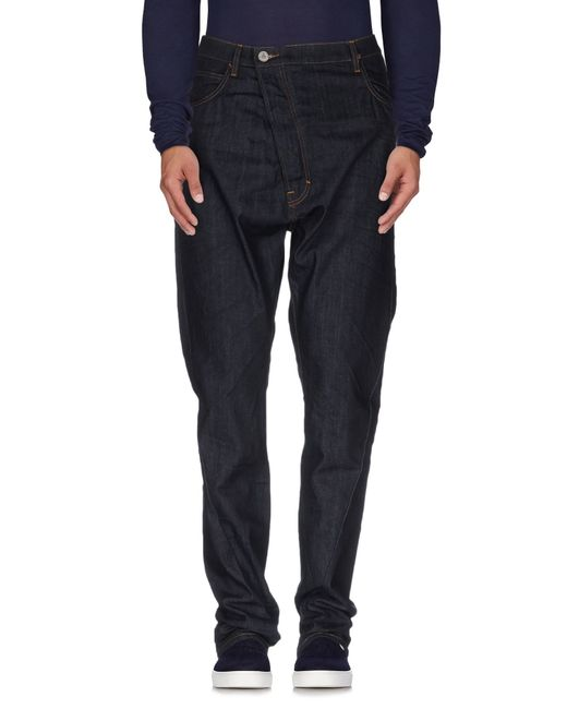 Vivienne Westwood Anglomania | Blue Denim Pants for Men | Lyst