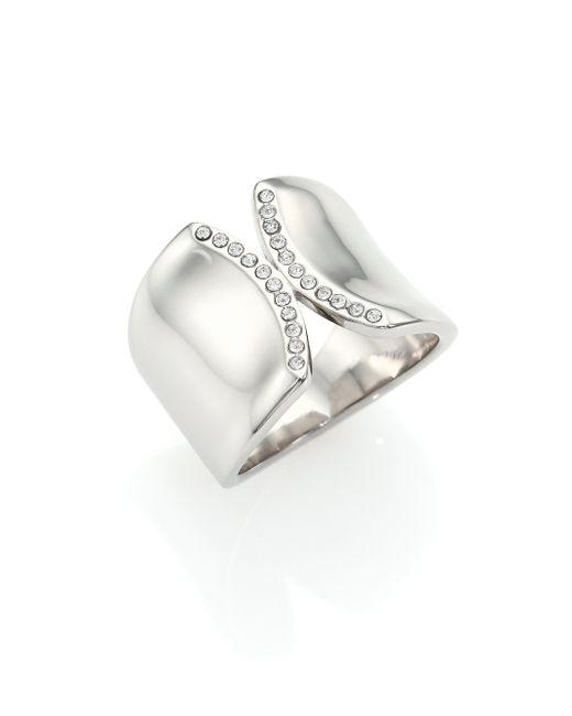 Vita Fede | Metallic Inverso Crystal Ring | Lyst