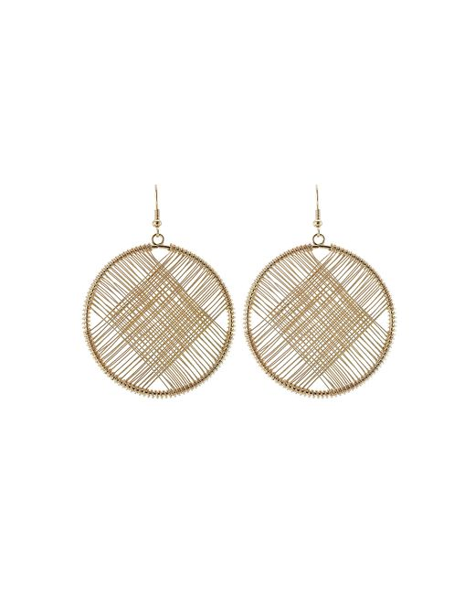 Kenneth Jay Lane | Metallic Gold-tone Earrings - Gold | Lyst