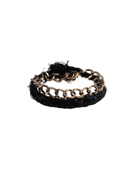 Jo No Fui | Black Bracelet | Lyst