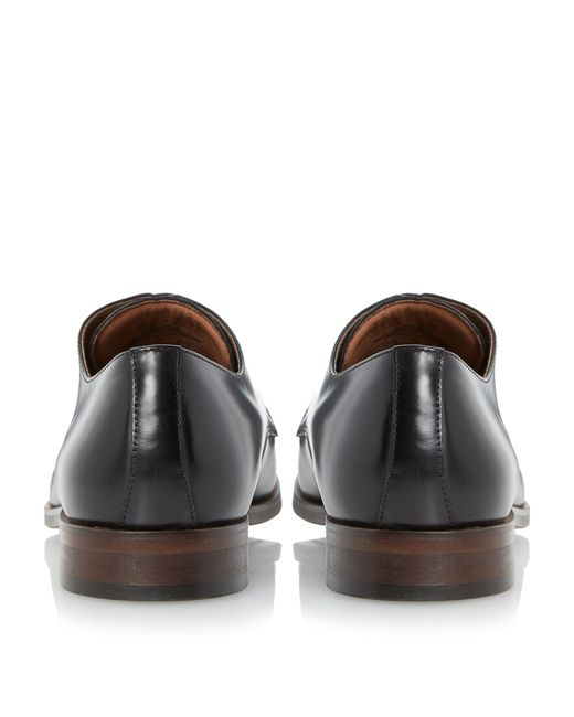 Dune   Black Rogan Formal Gibson Shoe for Men   Lyst