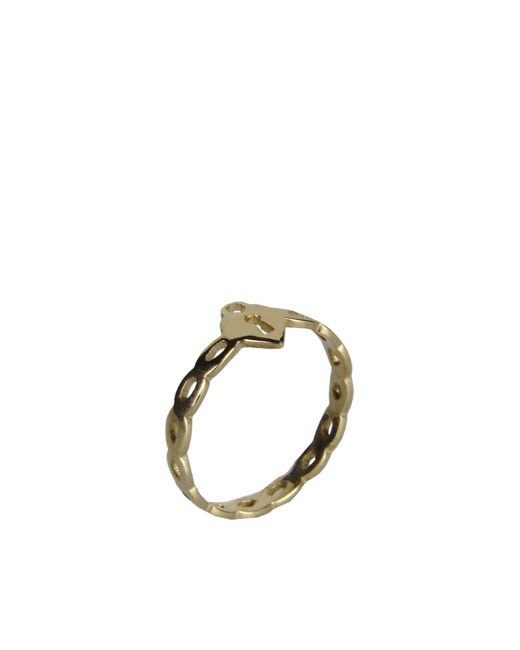 Tatty Devine | Metallic Ring | Lyst