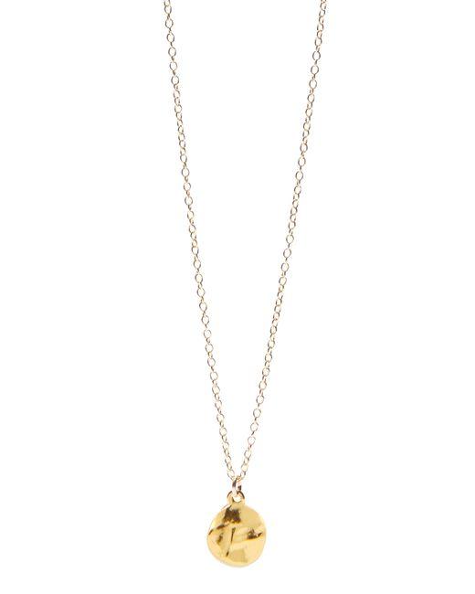 Gorjana   Metallic Chloe Necklace   Lyst