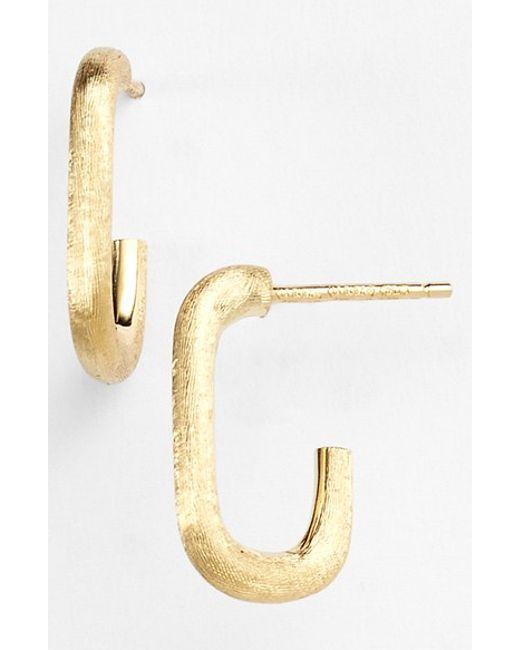 Marco Bicego | Yellow 'delicati - Murano' Hoop Earrings | Lyst