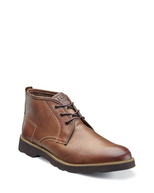 Florsheim | Brown 'casey' Chukka Boot for Men | Lyst
