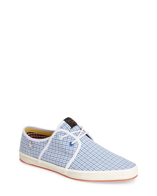 Fish n chips fish 39 n 39 chips 39 spam 2 39 canvas sneaker in for Fish n chips shoes