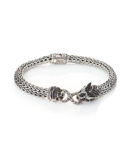John Hardy | Metallic 'legends' Dragon Bracelet | Lyst