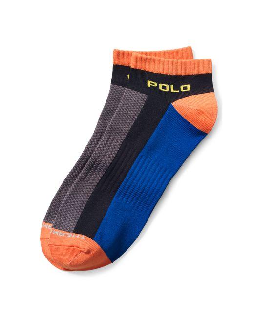 Pink Pony | Gray Low-profile Sport Socks for Men | Lyst