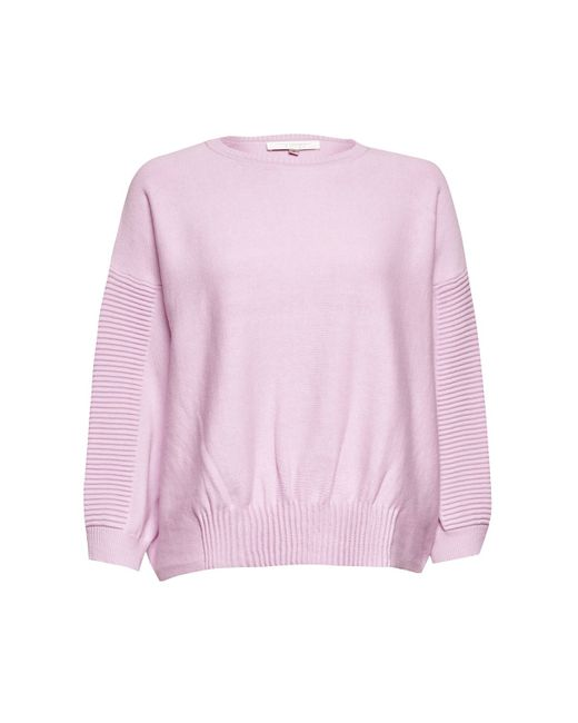 French Connection | Red Springtime Crew Neck Jumper | Lyst