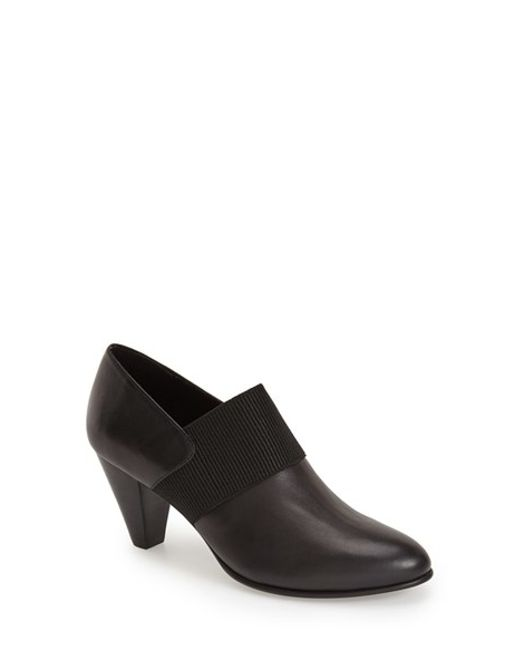 David Tate | Black 'citadel' Pump | Lyst