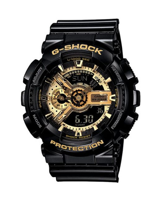 G-Shock | Metallic G-shock 'x-large Big Combi' Watch | Lyst