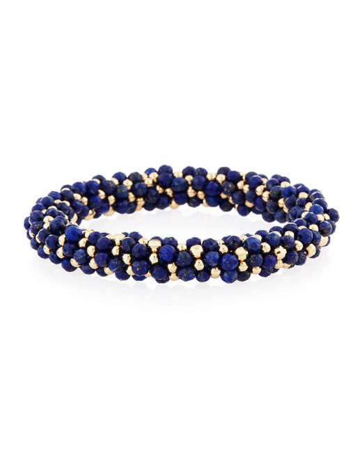 Meredith Frederick | Blue Lois 14k Gold & Lapis Bracelet | Lyst