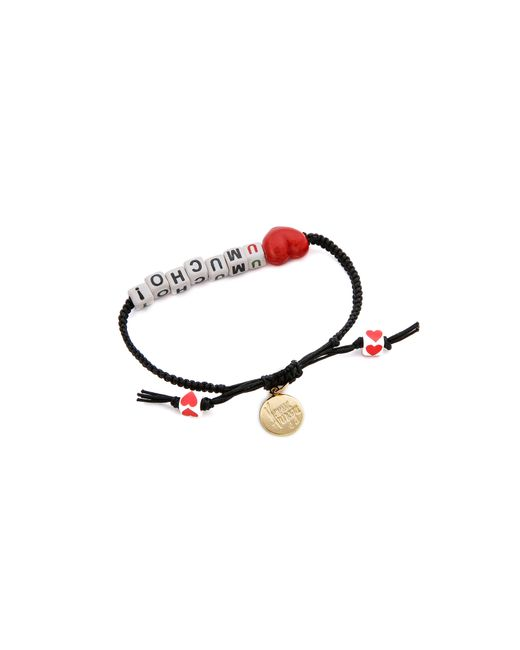 Venessa Arizaga | Black Love You Mucho Bracelet | Lyst