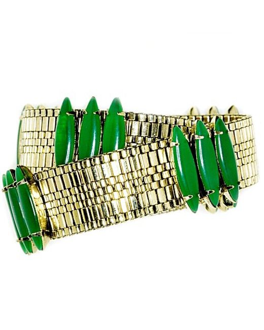 Nicole Romano | Green Tao Bracelet | Lyst