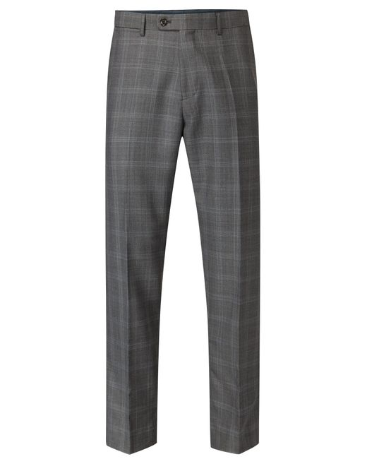Skopes | Gray Mountjoy Tailored Suit Trouser for Men | Lyst