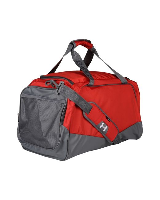 Under Armour | Red Luggage | Lyst
