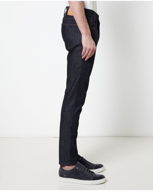 Gucci | Blue Slim-fit Denim Jeans for Men | Lyst