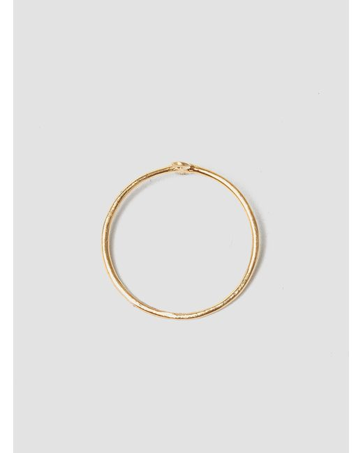 Odette New York | Metallic Satellite Ring 14k Gold | Lyst