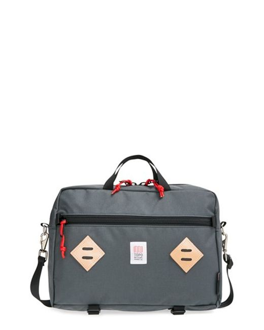 Topo Designs | Gray 'mountain' Briefcase for Men | Lyst