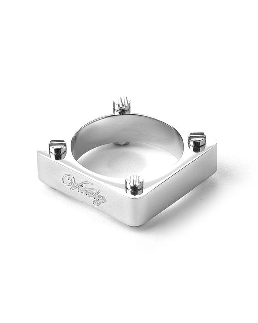 Vitaly | Metallic Amici X Stainless Steel Ring for Men | Lyst