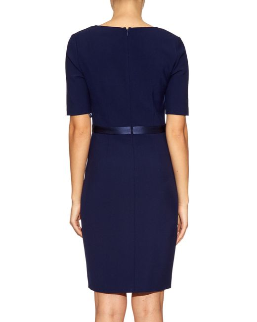 Diane von Furstenberg | Blue Maisie Sheath Dress | Lyst