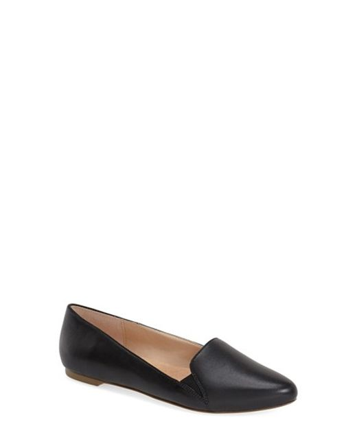 Dr. Scholls | Black Require Pointed-Toe Flats | Lyst