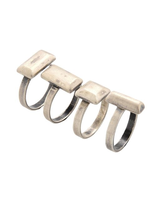 Marni | Metallic Ring | Lyst