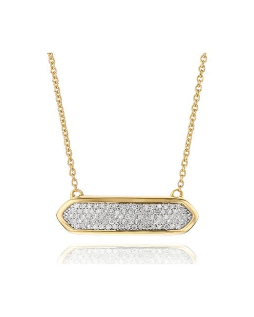 Monica Vinader | Metallic Baja Mini Necklace | Lyst