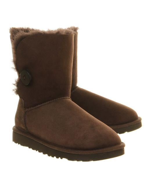 8cef095eb76 Ugg Bailey Button Boot Brown - cheap watches mgc-gas.com