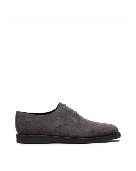 Michael Kors | Gray Lyle Suede Oxford for Men | Lyst