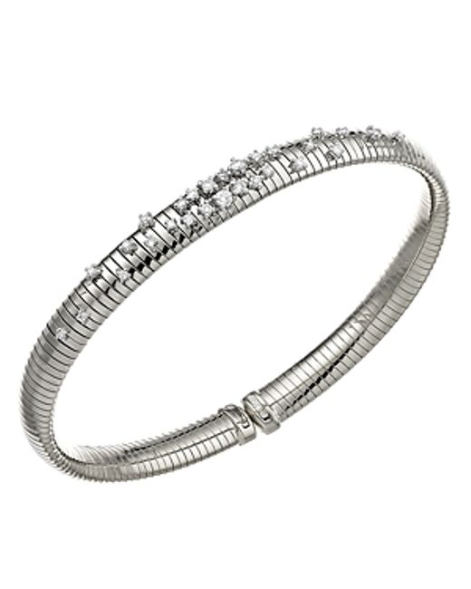 Chimento | Stardust Collection 18k White Gold Bracelet With Diamonds | Lyst