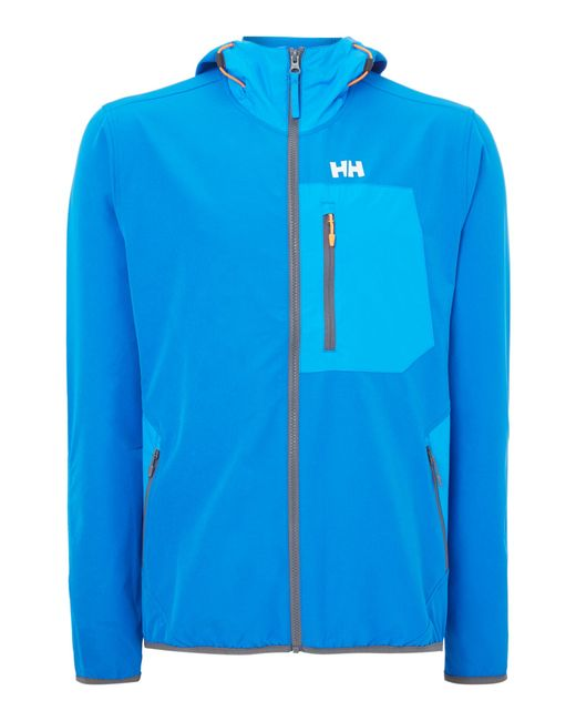 Helly Hansen | Blue Jotun Vision Windbreaker for Men | Lyst