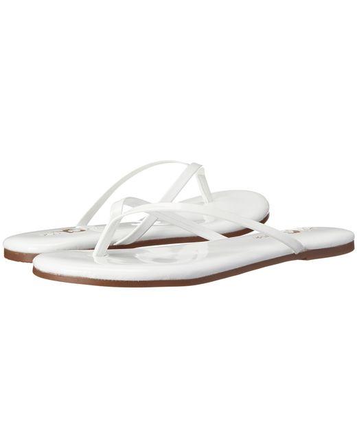 Yosi Samra | White Roee Flip Flop | Lyst